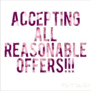 Other - Make an offer ❤️